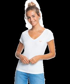 Roxy Tropic Time B - Viscose T-Shirt for Women