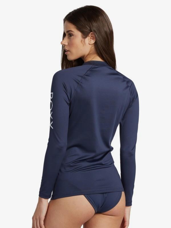 Roxy Whole Hearted - Long Sleeve UPF 50 Rash Vest for Women