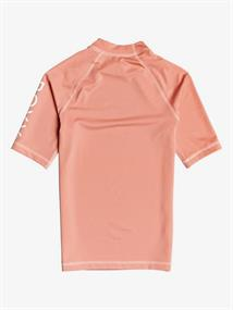 Roxy Whole Hearted - Rash Vest met Korte Mouw en UPF 50 voor Meisjes 8-16 Diverse tinten