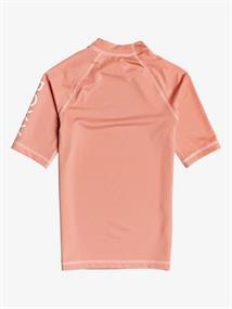 Roxy Whole Hearted - Rash Vest met Korte Mouw en UPF 50 voor Meisjes 8-16