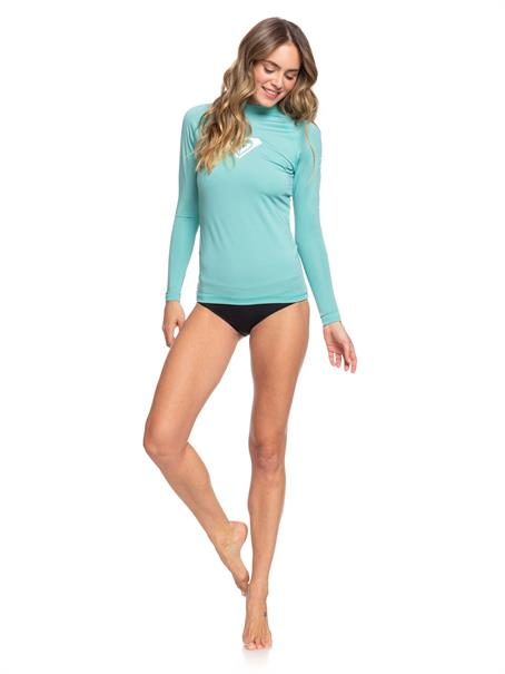 Roxy Whole Hearted - Rash Vest met Lange Mouw en UPF 50 voor Dames