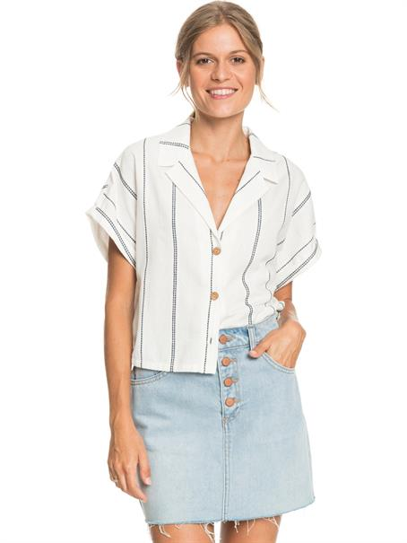 Roxy Winter Catcher - Short Sleeve Shirt for Women