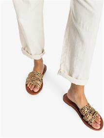 Roxy Wyld Rose - Leather Sandals for Women