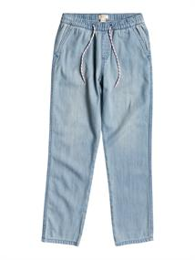 Roxy Yeah Bali Baby - Relaxed Fit Jeans for Girls 4-16