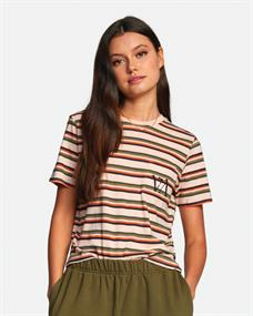 RVCA Balance VA - T-shirt voor Dames
