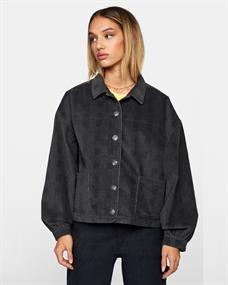 RVCA Camille Rowe Bel - Shirtjasje voor Dames