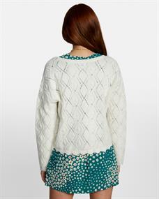 RVCA Camille Rowe Cafe - Vest voor Dames