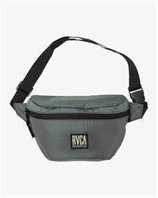 RVCA Hazed Waistpack Groen tinten