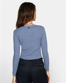 RVCA Maybe Later - Sweater voor Dames