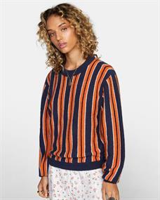 RVCA Never Better - Sweater voor Dames