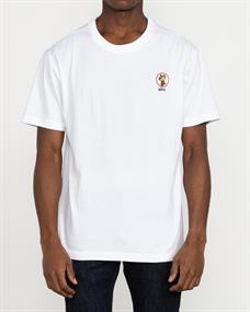 RVCA NOTHING SS TEE