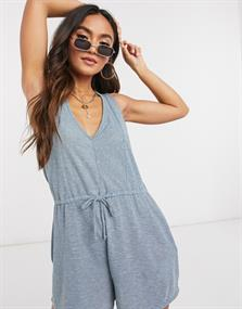 RVCA RIGHTEOUS ROMPER