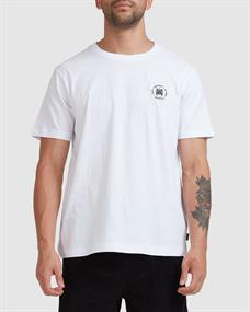 RVCA Rvca Seal - T-shirt voor Heren