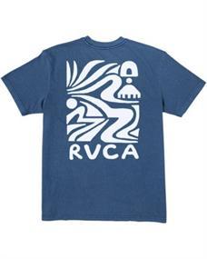 RVCA STRAITS T-SHIRT SHORT SLEEVE MEN