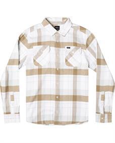 RVCA That'll Work - Flanellen Overhemd met Korte Mouw voor Heren