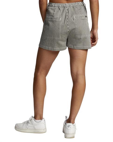 RVCA Willow - High Waist Shorts for Women