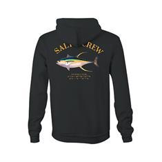 Salty Crew Ahi Mount Fleece Zwart