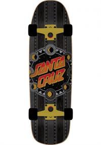 """Santa cruz Phase Dot Shaped Cruiser 9.51"""" skateboard"""