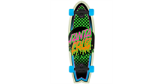 Santa cruz RAD DOT SHARK CRUISER 8.8