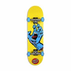 "Santa cruz Screaming Hand Mini Skateboard Complete 7.75"""