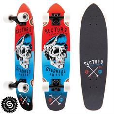 """Sector nine Hair Barrel Hopper 27.5"""" cruiser skateboard"""