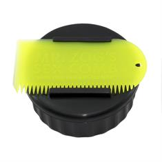 sex wax Sex Wax Container with Comb-Yellow comb Diversen