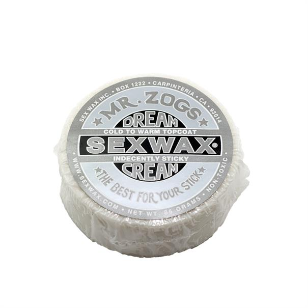 sex wax sex wax dream cream wax silver Zilver