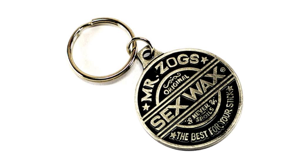 sex wax Sex Wax Key ring-ZM14KR Diversen