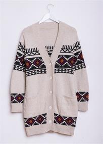 SISSTREVOLUTION Imala upcycled sweater