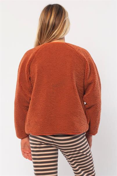 SISSTREVOLUTION To the max knit Jacket