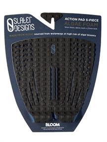 Slater D. Slater 5 Piece Arch Traction Pad