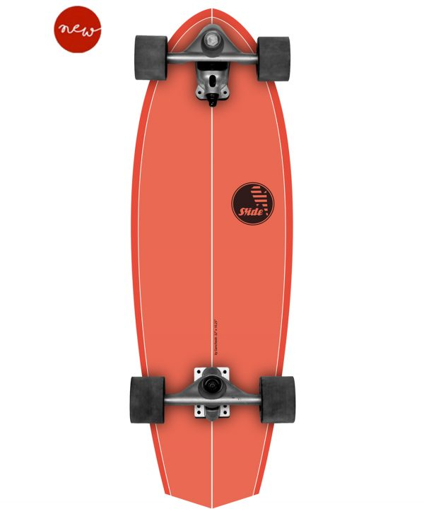"""Slide Surfskates Diamond 32"""" Kaene - Surf Skateboard"""