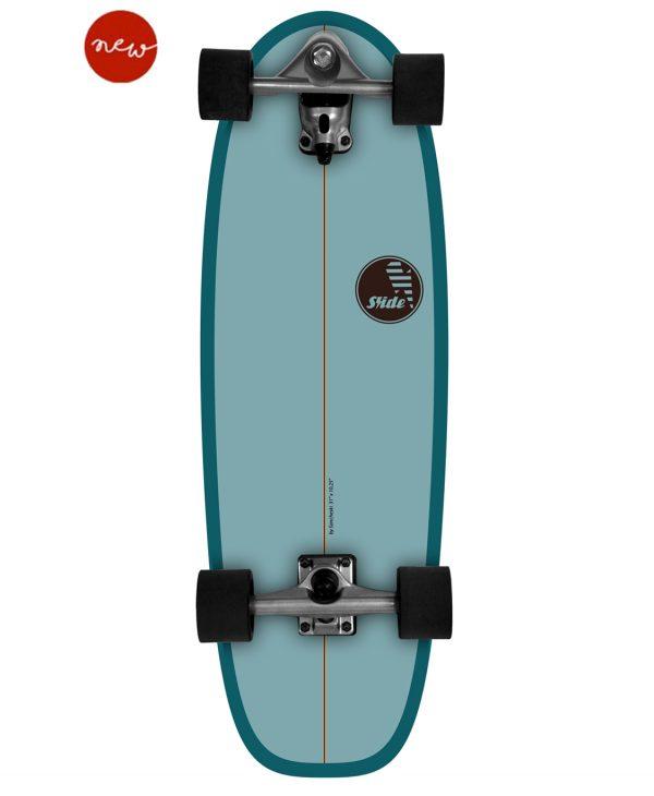 """Slide Surfskates Gussie 31"""" Spot X - Surf Skateboard"""