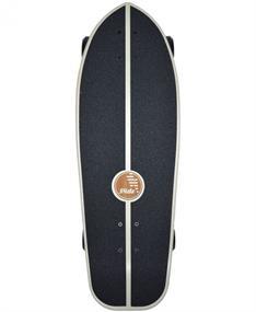 """Slide Surfskates Joyful 30"""" Splatter - Surf Skateboard"""