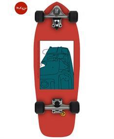 """Slide Surfskates Joyful 30"""" Splatter - Surfskate"""
