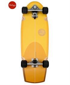 """Slide Surfskates Sunset 30"""" Quad - Surfskate"""