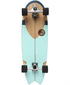 """Slide Surfskates Swallow 33"""" Noserider - Surfskate"""