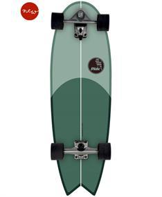 "Slide Surfskates Swallow 33"" Saladita - Surf Skateboard"