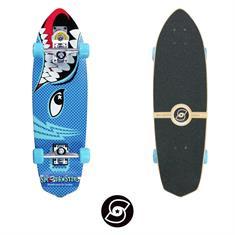 "Smoothstar Barracuda 30"" grom surfskate skateboard"