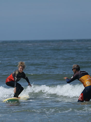 Surf coaching 1
