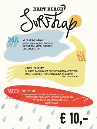 Surf hap - Four block 1