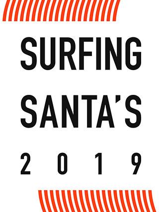 Surfing Santa's 3