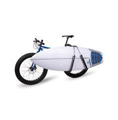 Surflogic Hardware Surfboard Bike Rack