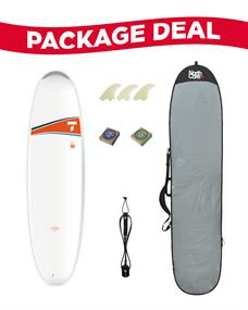 Tahe 7'0 Egg Surf Package Deal