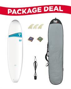 Tahe 7'9 Malibu Surf Package Deal