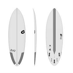 Torq Multiplier TEC FCSII Surfboard