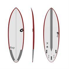 Torq Multiplier TECnicolor 6'0 Surfboard