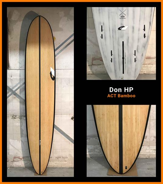 Torq The Don HP ACT Bamboo