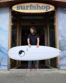 Town & Country Tommy Tanaka Glide PU FCSII Surfboard