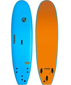 Vision Flare Softtop Surfboard